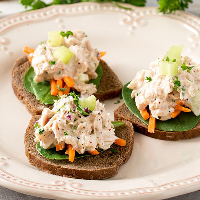 Classic Tuna Salad Chicken Of The Sea